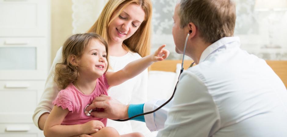 Pediatric Pulmonology